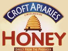 Croft Apiaries Logo